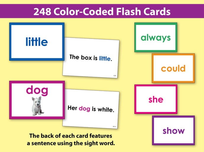 Sight Word Flash Cards by RemediaPub - Teaching Resources - Tes