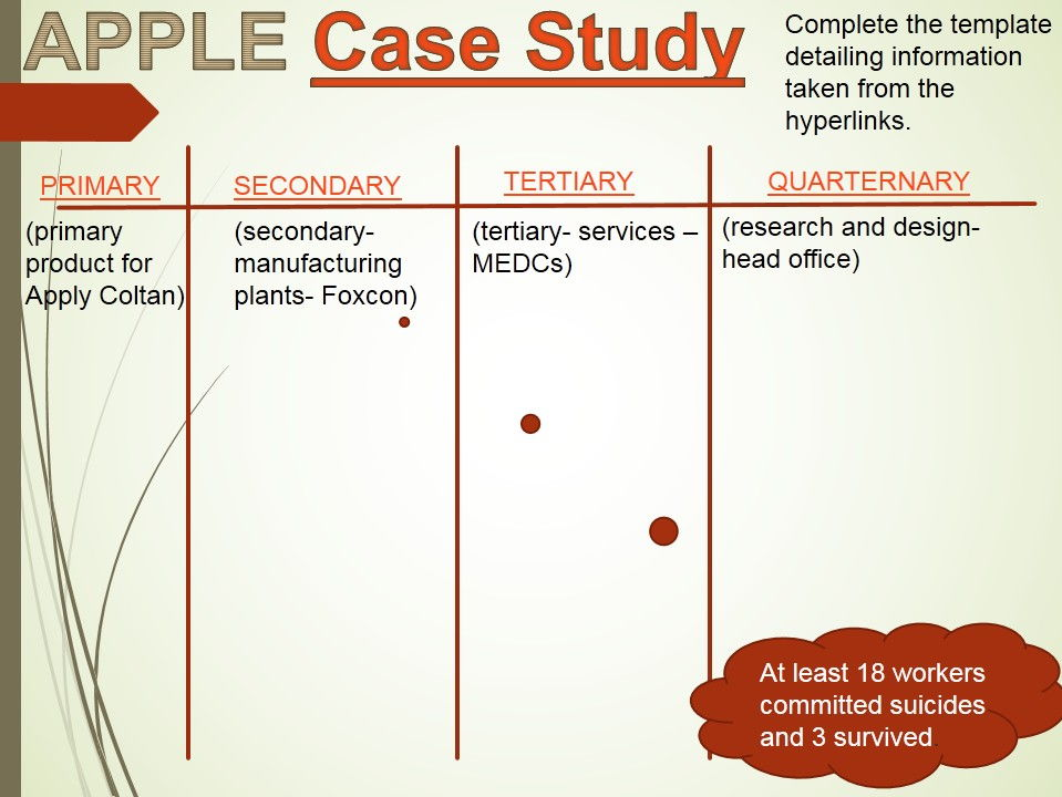 apple inc in 2010 case study