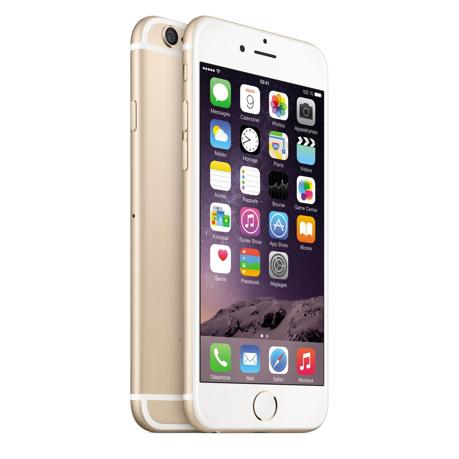 Iphone 6s Precio Libre Iphone 6s 128 Gb Oro Libre Reacondicionado Back Market
