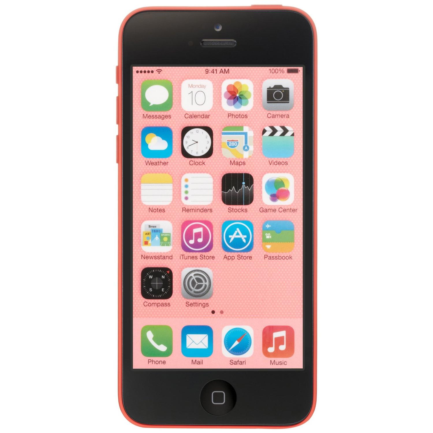 Phone House Iphone 5 Libre Iphone 5c 8 Gb Rosa Libre Reacondicionado Back Market