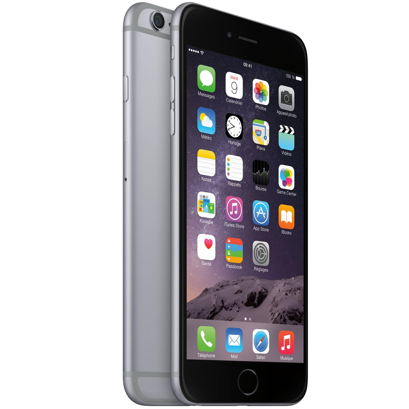 Iphone 6s Libre Iphone 6s Plus 64 Gb Gris Espacial Libre