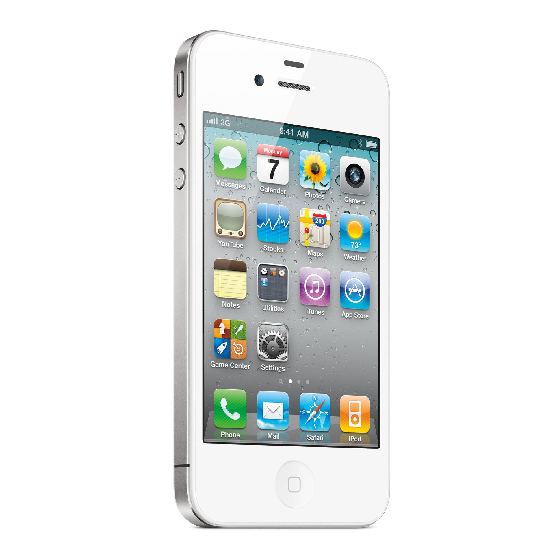 Iphone 4s 16gb Libre Iphone 4s 16 Gb Blanco Libre Reacondicionado Back Market