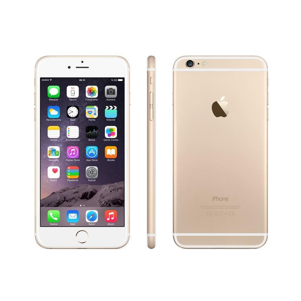 Iphone 6s Libre Iphone 6s 64gb Oro Libre Reacondicionado Back Market