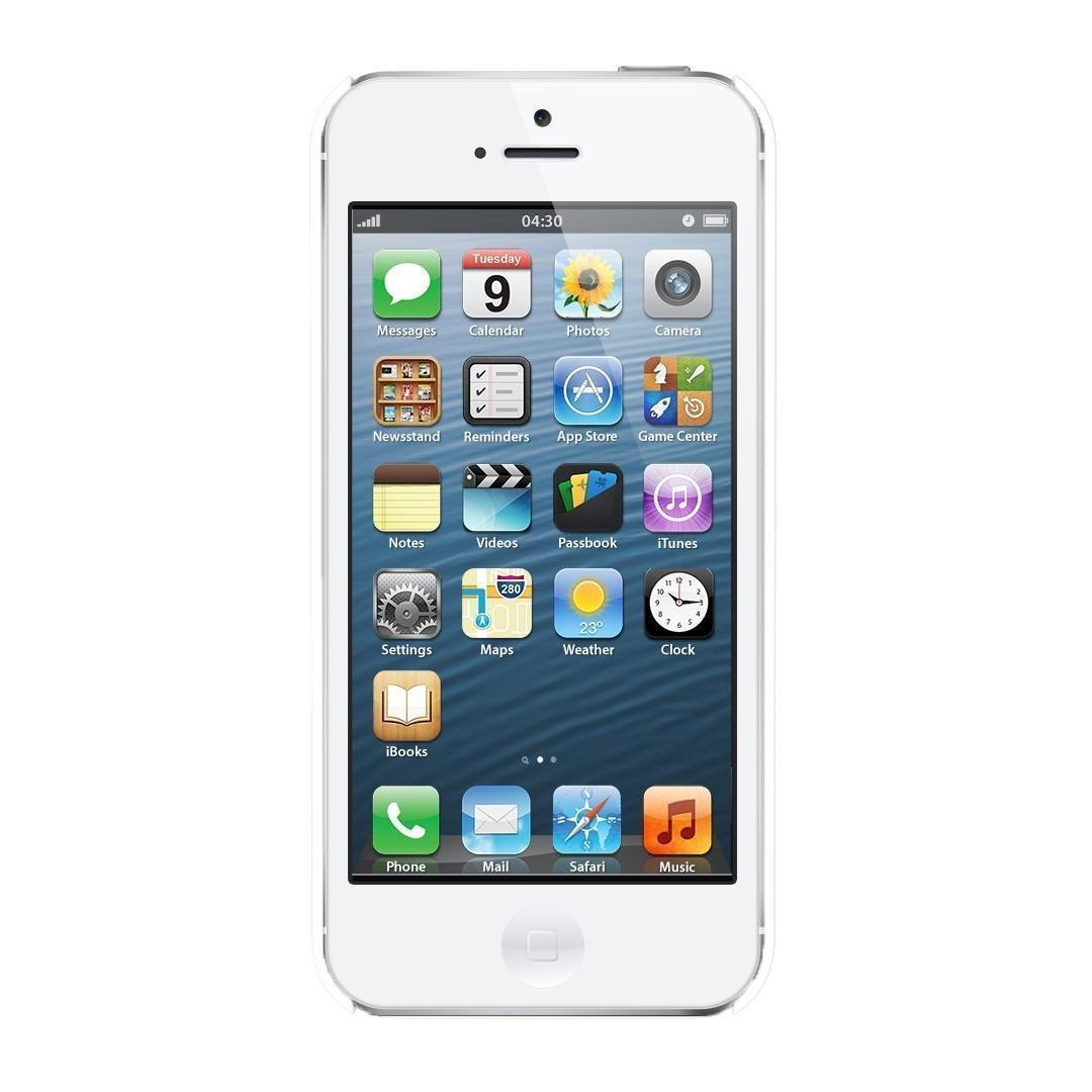 Comprar Iphone 5 32gb Libre Iphone 5 32 Gb Blanco Libre Reacondicionado Back Market