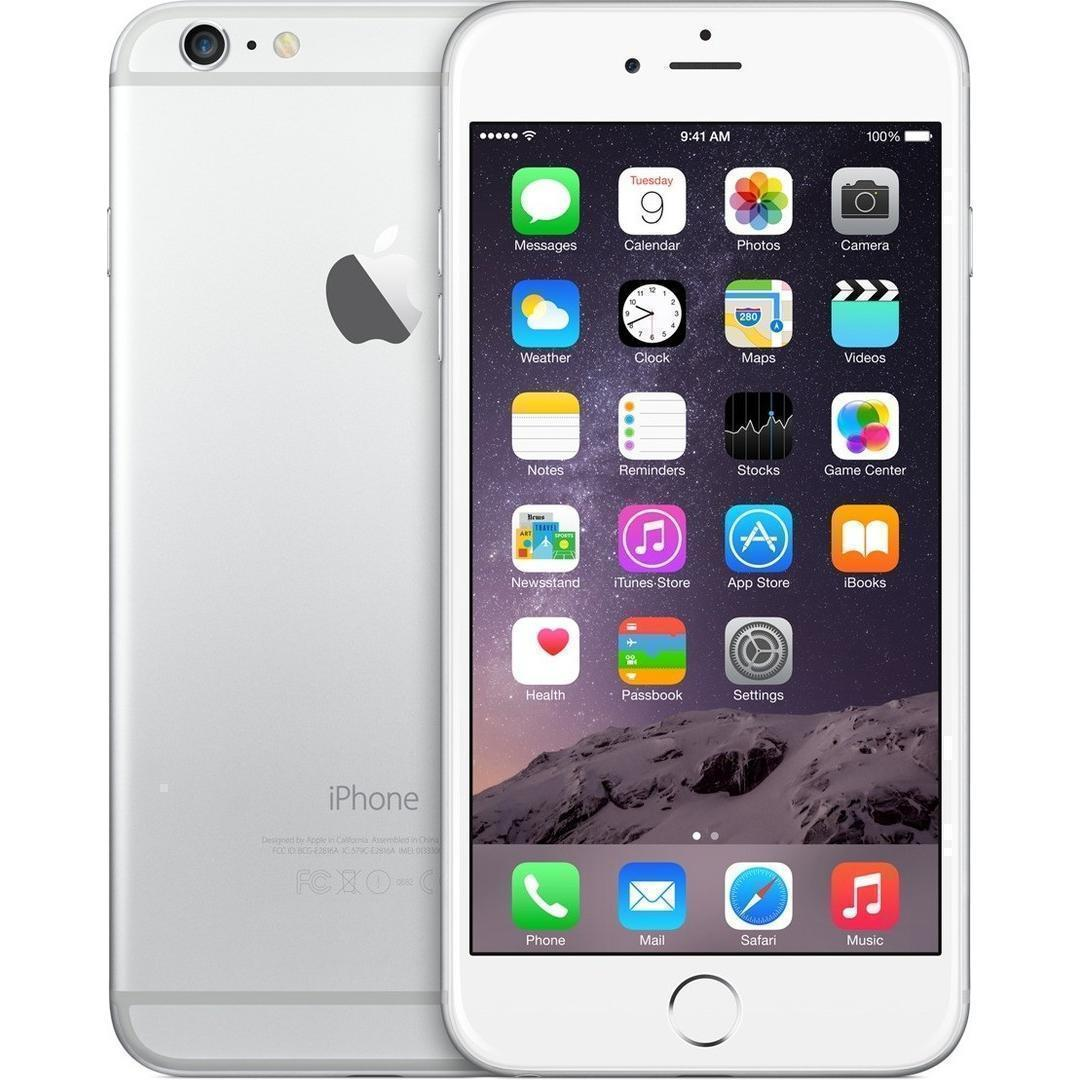 Iphone 6s Precio Libre Iphone 6s Plus 128 Gb Plata Libre Reacondicionado