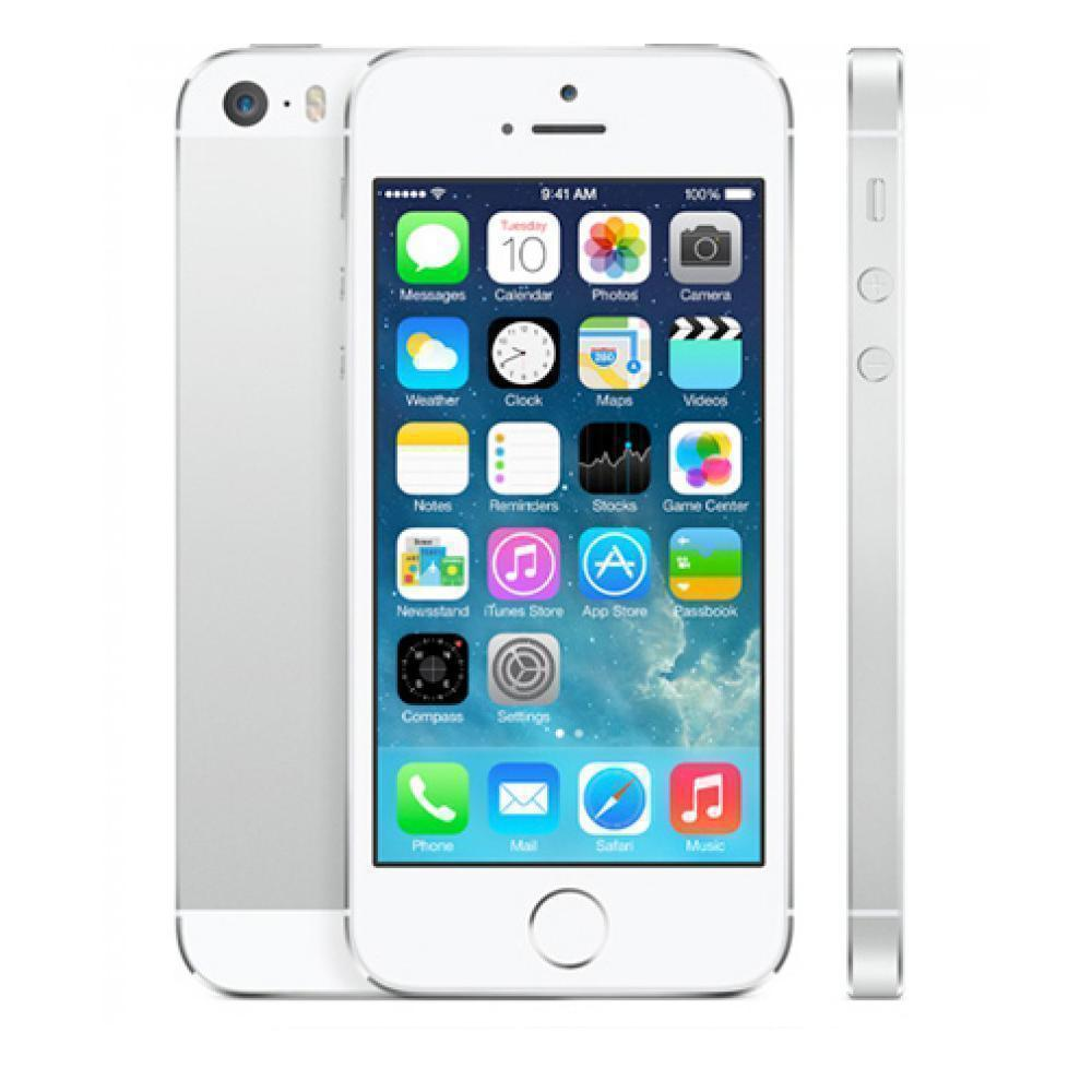 Iphone 5s Libre Segunda Mano Iphone 5s 16gb Plata Libre