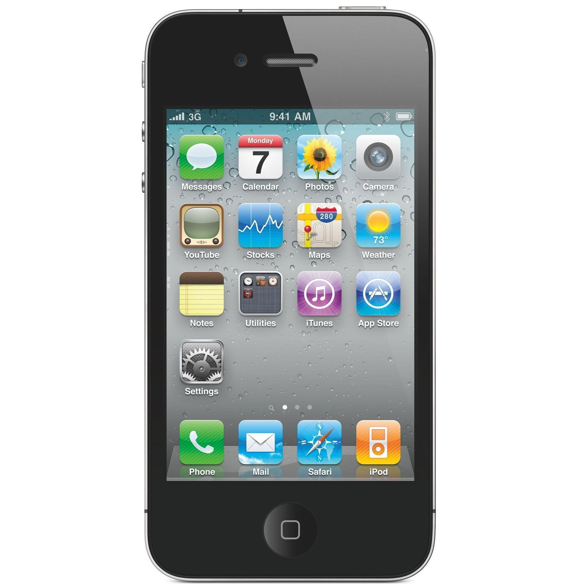 Precio Iphone 4s Libre Iphone 4s 16 Gb Negro Libre