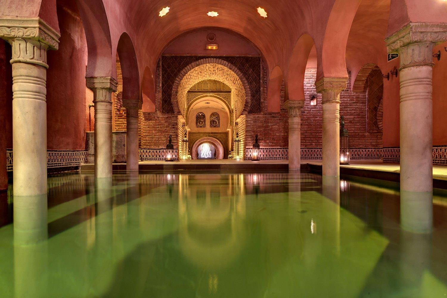 Bagno Arabo Granada 6 Spas And Hammams To Try In Granada Spain