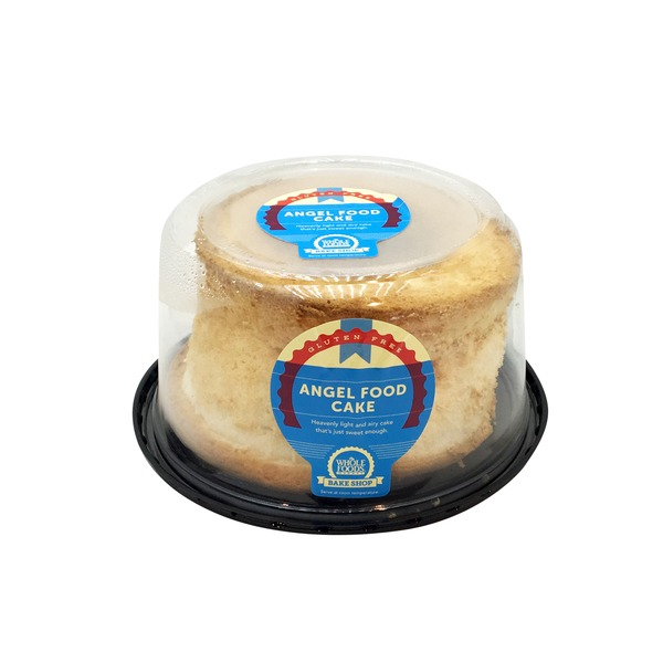 Whole Foods Whole Foods Market Gluten Free Angel Food Cake Delivery