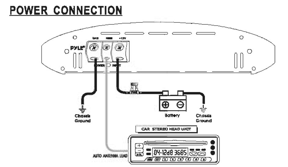 Pyle Wiring Diagram Wiring Diagram