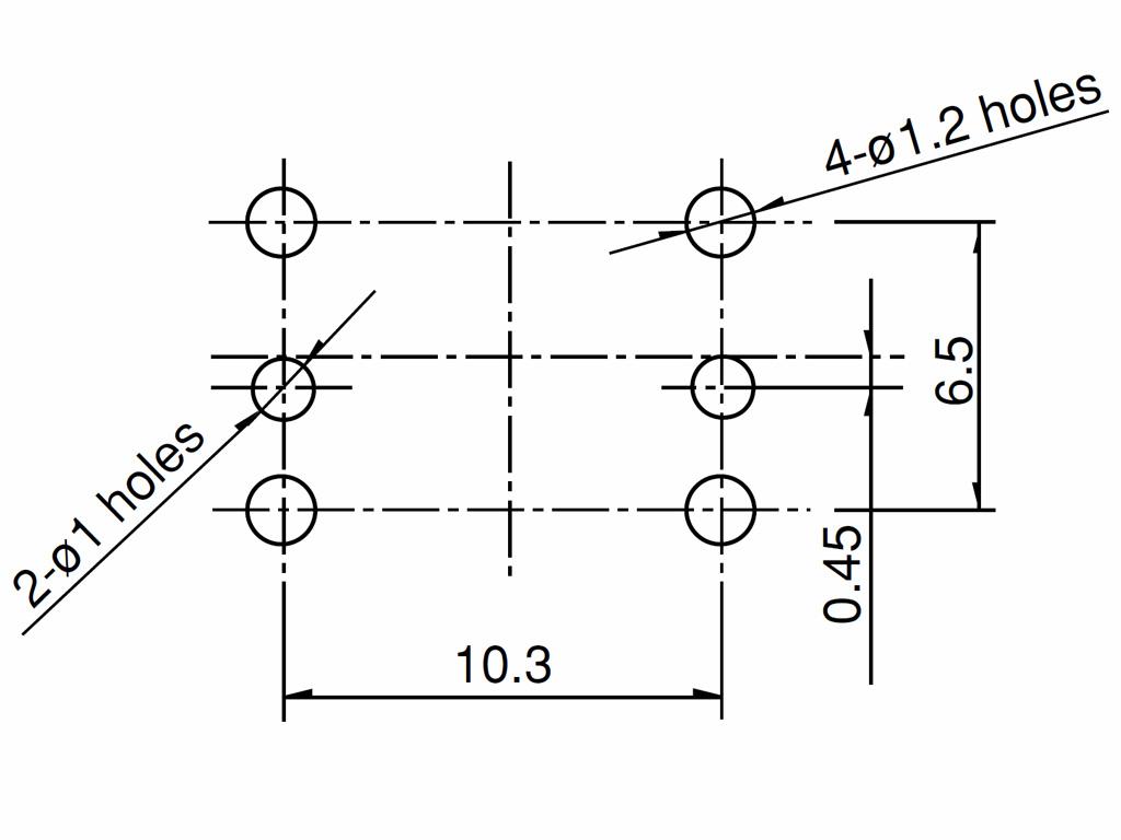 4 way grid switch