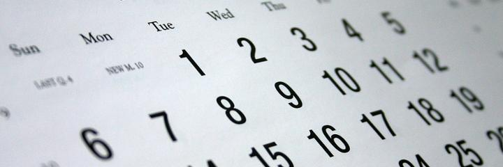 Academic Calendar - Registrar\u0027s Office - University of Richmond - 12 calendar