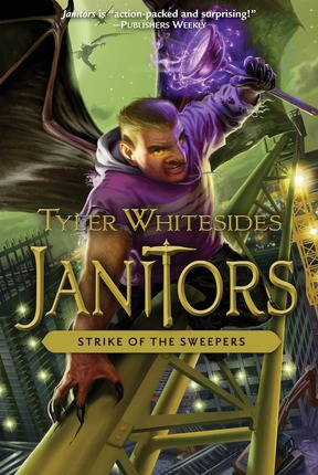Janitors, Book 4 Strike of the Sweepers - Deseret Book