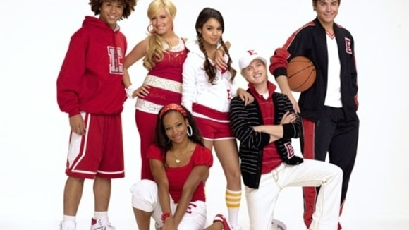 High School Musical 3 Senior Year - Grandparents - seniors high school