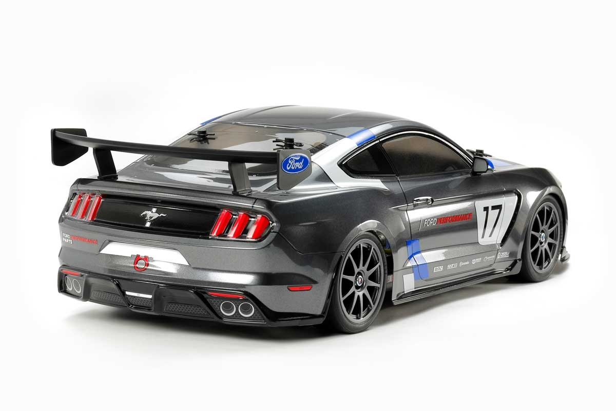 Car Rc Rc Ford Mustang Gt4