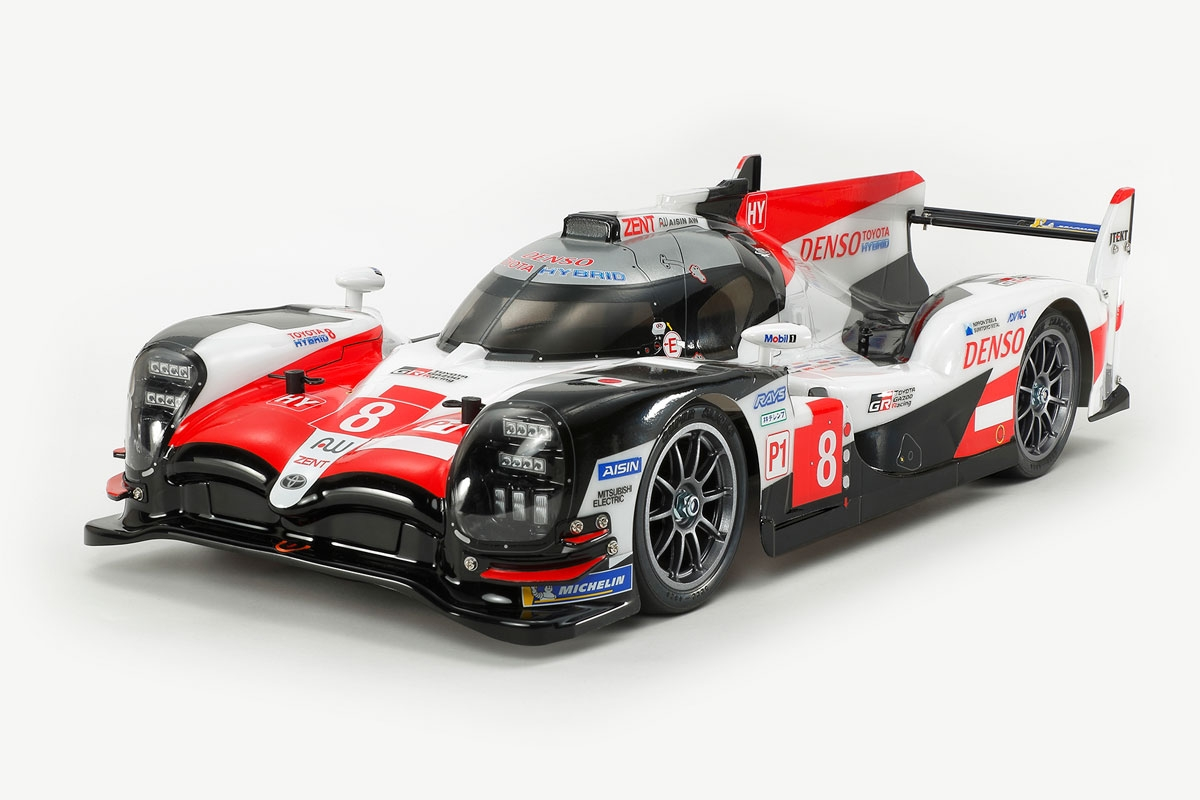 Car Rc Rc Toyota Gazoo Racing Ts050
