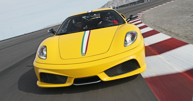 Available Racing Dates for Exotics Racing at the Los Angeles Auto