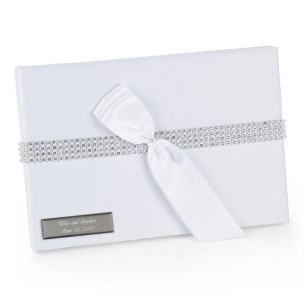 Bling Wedding Guest Book Wedding Favors Unlimited
