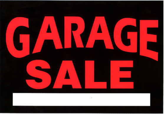 Simple Garage Sale Selling Tips and Tricks - 24/7 Moms