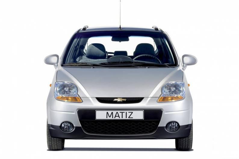 Chevrolet Matiz (2005 - 2010) used car review Car review RAC Drive