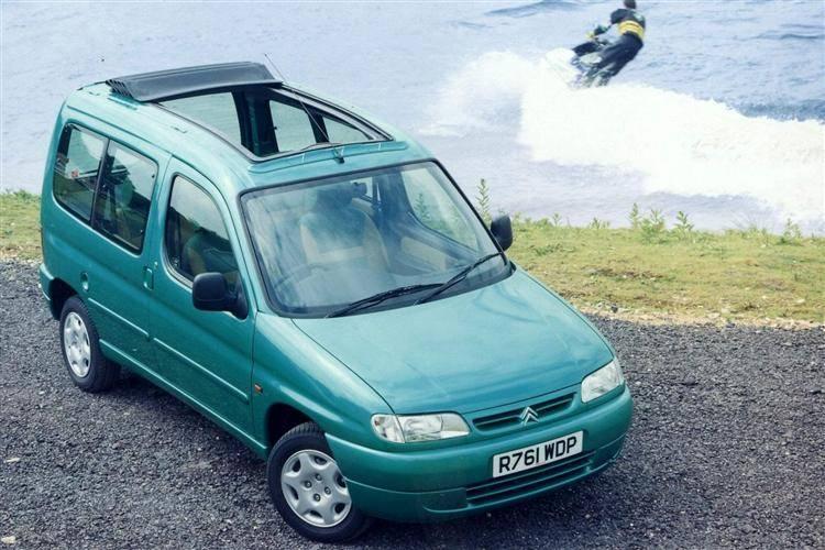 Citroen Berlingo Multispace (1998 - 2008) used car review Car