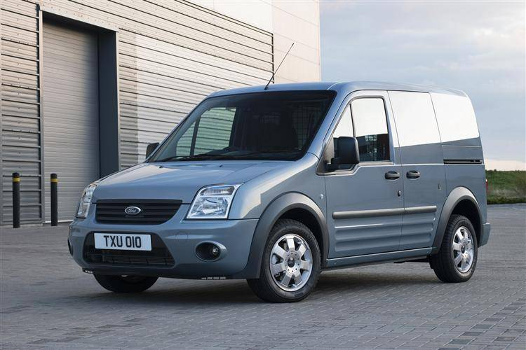 Ford Transit Connect (2002 - 2013) used car review Car review