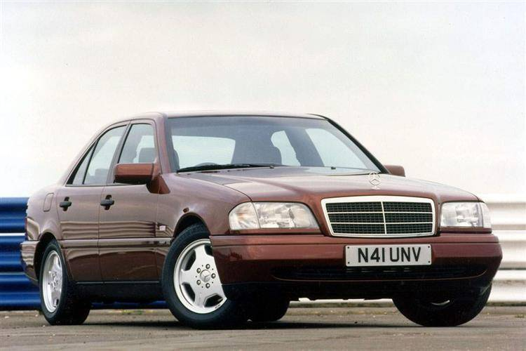 Mercedes-Benz C-Class (1993 - 2000) used car review Car review
