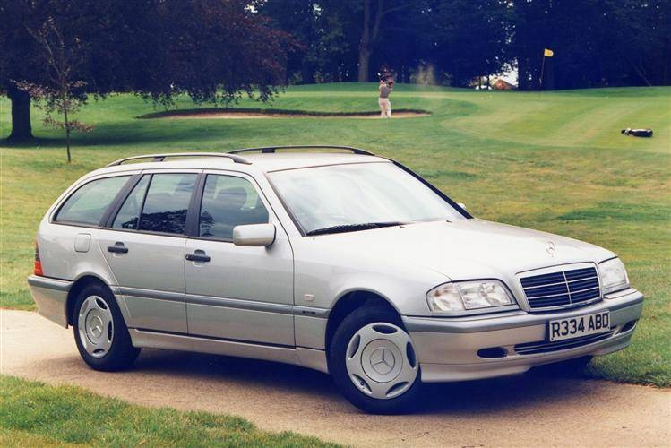 Mercedes-Benz C-Class Estate (1996 - 2001) used car review Car