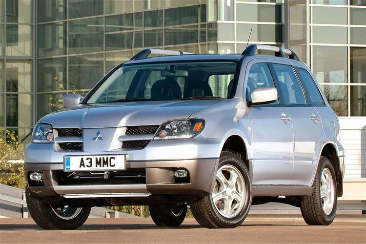 Mitsubishi Outlander (2003 - 2007) used car review Car review
