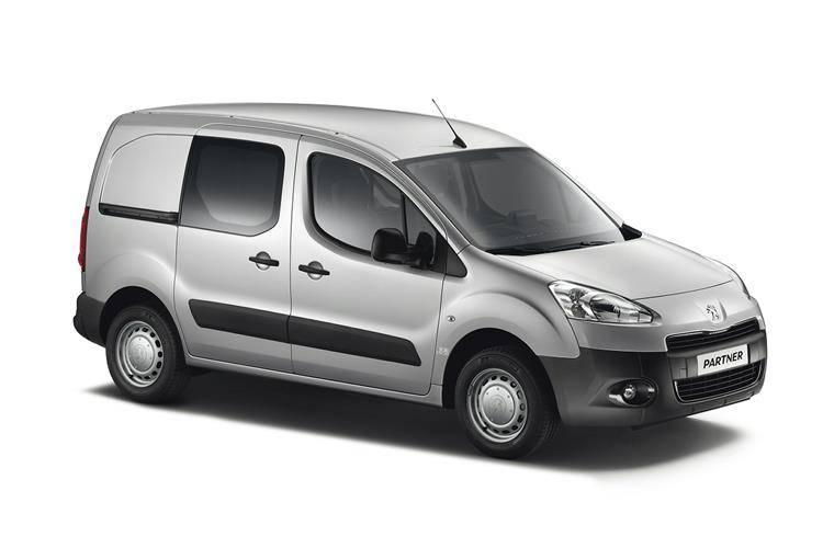 Peugeot Partner (2008-2015) used car review Car review RAC Drive