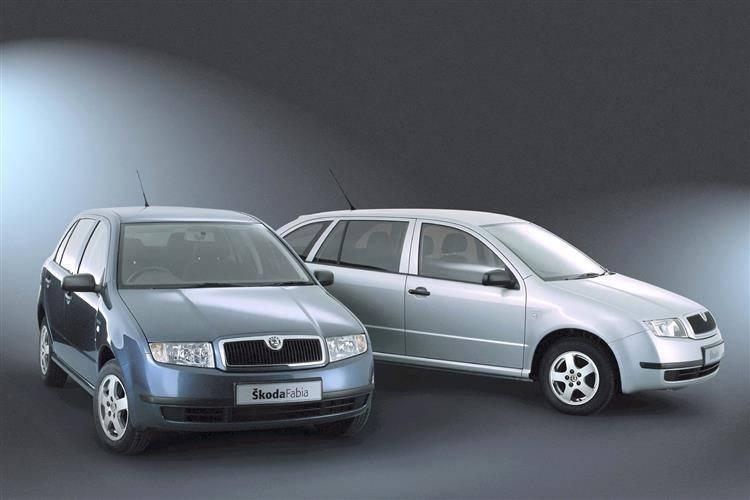 Skoda Fabia 2000 2007 Used Car Review Car Review