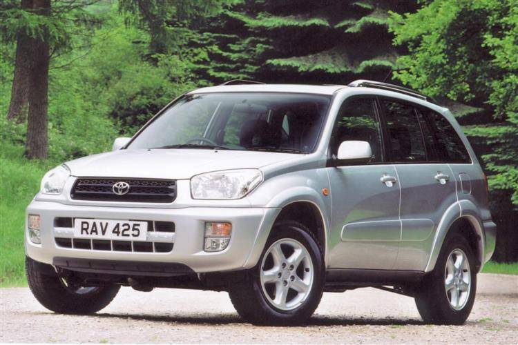 Toyota RAV4 (2000 - 2006) used car review Car review RAC Drive
