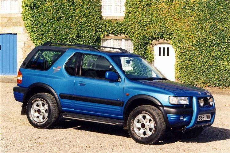 Vauxhall Frontera 1991 2004 Used Car Review Car