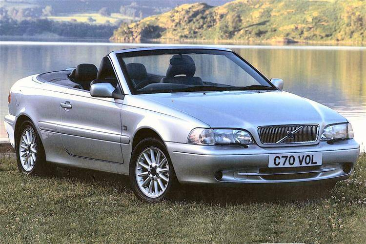 Volvo C70 Convertible (1999 - 2006) used car review Car review