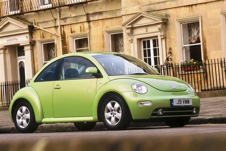 Volkswagen Beetle (1999 - 2011) used car review Car review RAC Drive