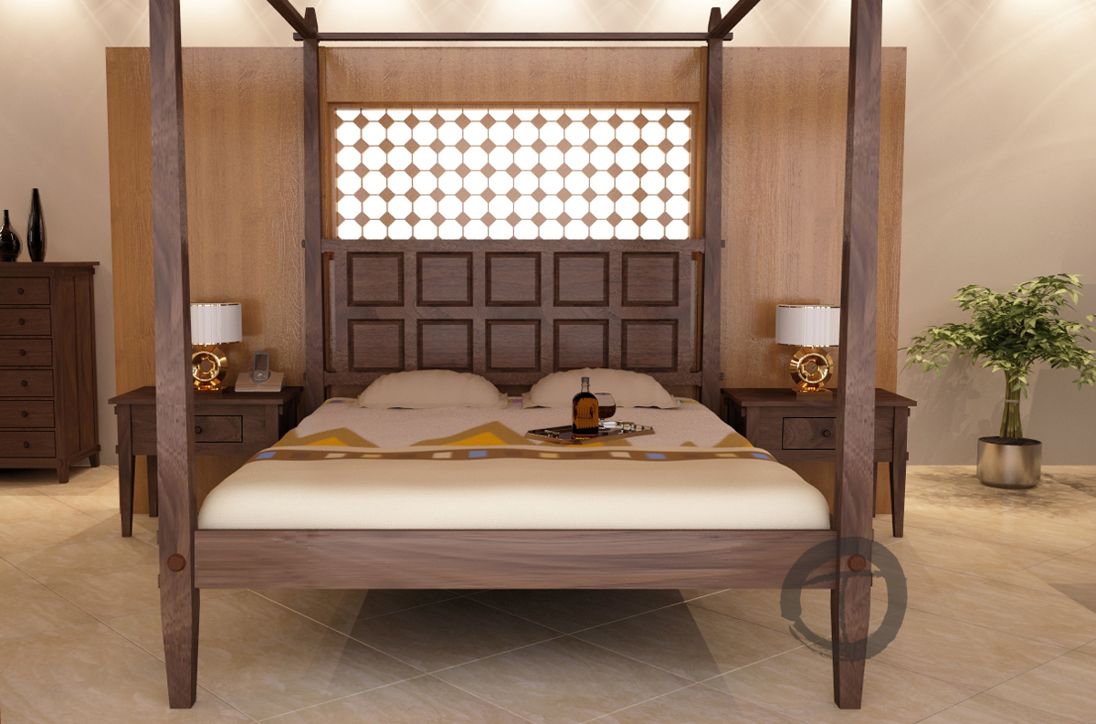 Japanese Canopy Bed Tropical Canopy Bed Tansu Asian Furniture Boutique