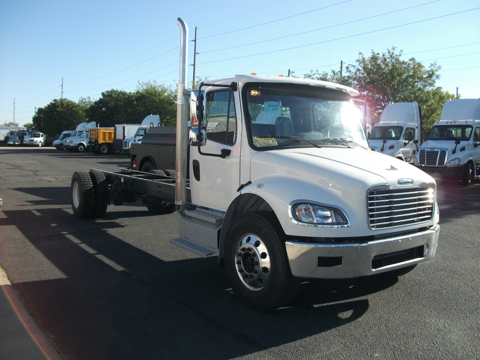 M2 Leasing 2013 Freightliner Business Class M2 M2 106 Stocknum