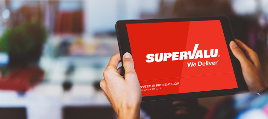 SuperValu Continues to Push Back Against Blackwells in New Investor