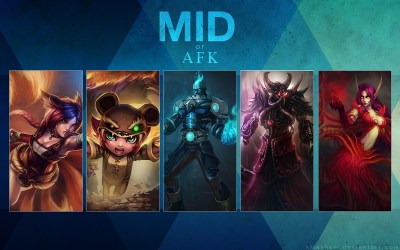 The Best Mid Laner Champions In League of Legends - Kill Ping