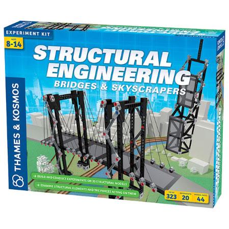 Structural Engineering - Bridges  Skyscrapers