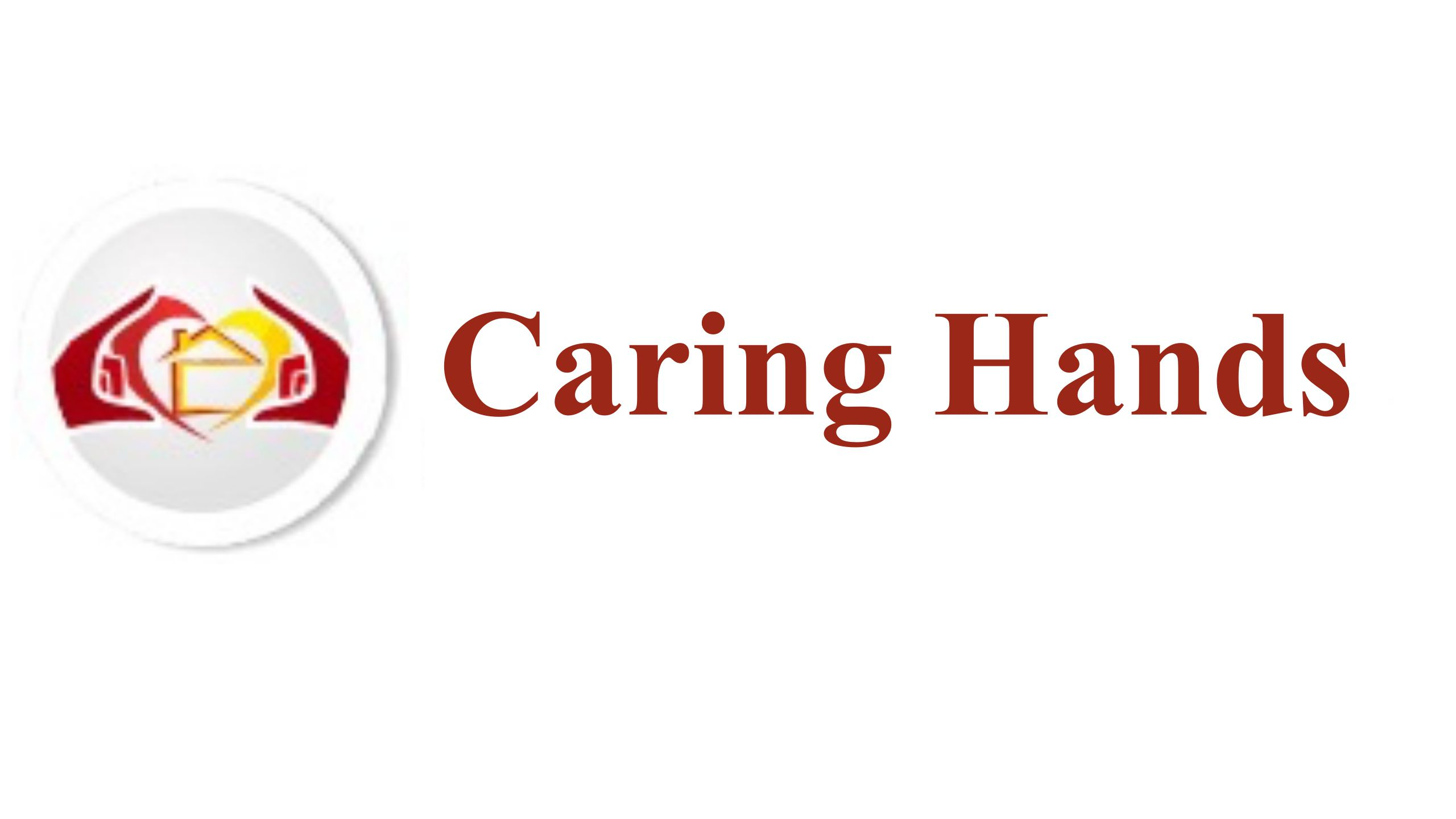 Home Care Service Home Care Personal Care Professional Caregiver Caring Hands