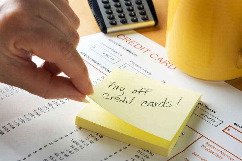Why Don\u0027t My Credit Cards Ever Show a Zero Balance on My Credit - how to pay off credit card