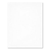 Shimmery White A4 Card Stock