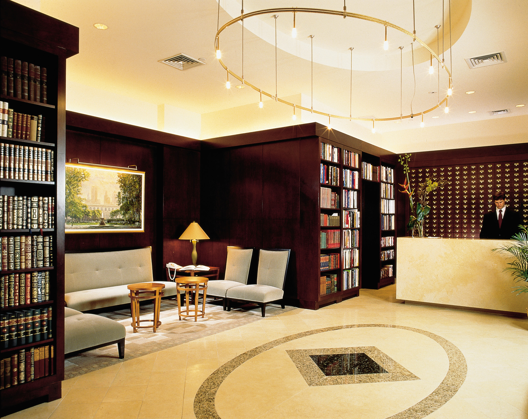 Spa Nevers New York City 39s Library Hotel Promises You 39ll Quotnever Go To
