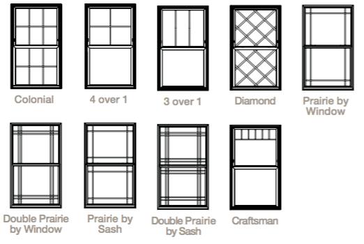 custom home window replacement