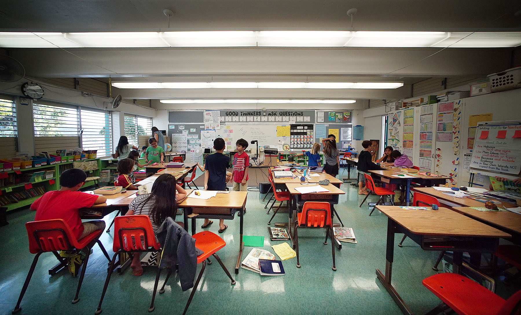 Tom Yamachika There Has To Be A Better Way To Cool Hawaii S Classrooms Honolulu Civil Beat