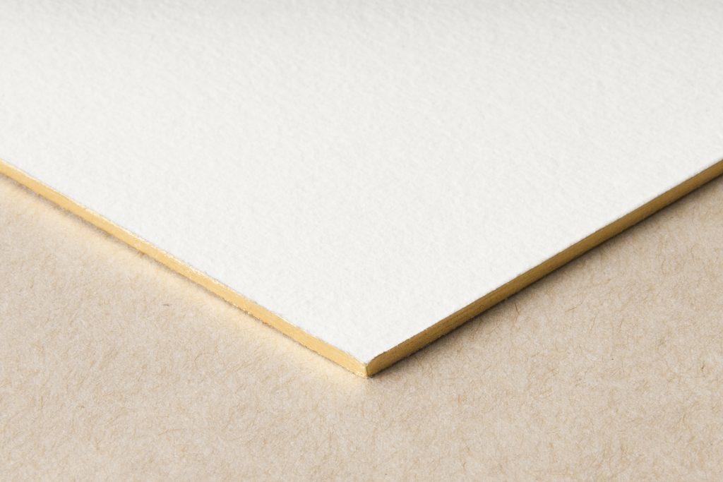 Luxurious cotton invitation paper \ envelopes from Bella Figura - ivory resume paper