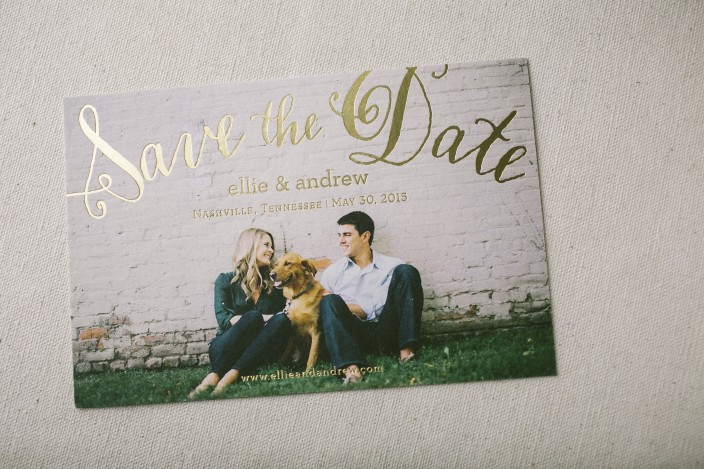 save the dates - Smock