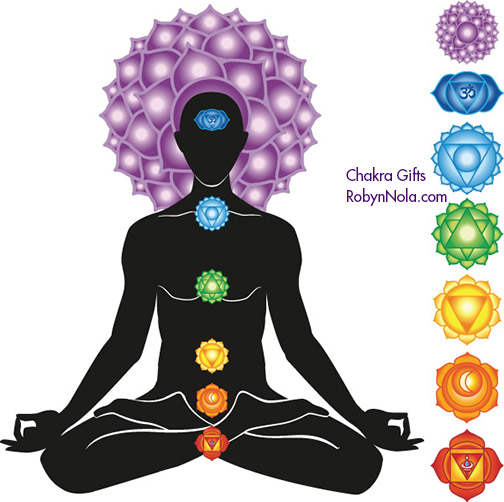 New! Color Therapy, Chakra Balancing Essential Oil Blends (choose