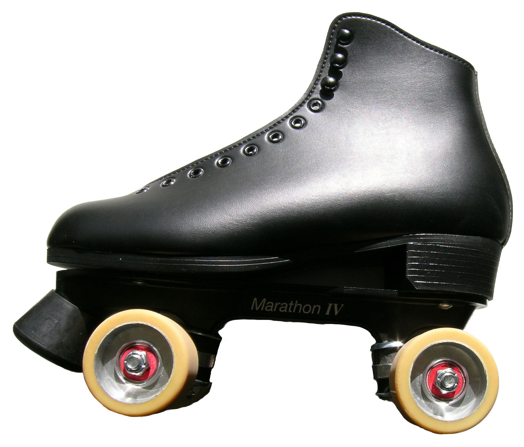 Dominion complete roller skates with labeda elegant wheels size 9 thumbnail 1